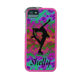 NEON Skater & Pattern Personalized I-phone case iPhone 5/5S Cases