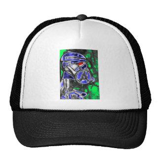 neon Soldier v1 Mesh Hats