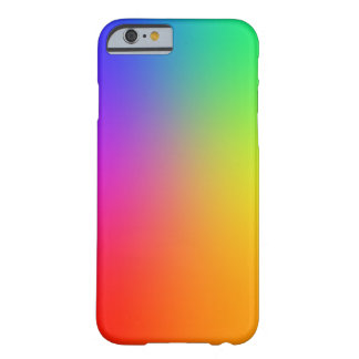 Neon Spectrum iPhone 6 Case