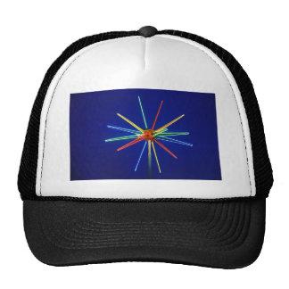 Neon Spike Hats