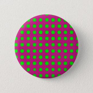 Neon Spot'acular 6 Cm Round Badge