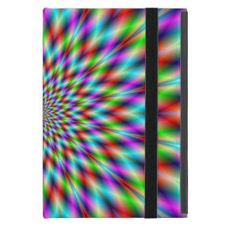 Neon Star Exploding iPad Mini Case