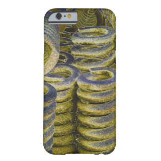 Neon Train Spring Design Barely There iPhone 6 Case