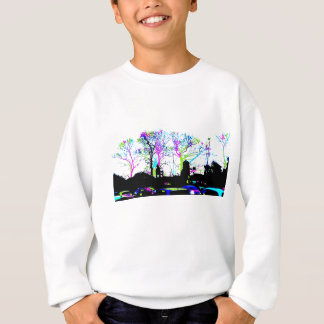 Neon Trees Urban Skyline cool original design Sweatshirt