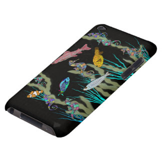 Neon Underwater Fantasy iPod Touch Covers