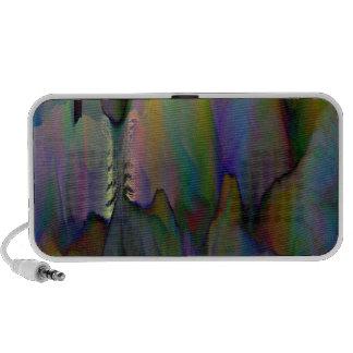 Neon Waves iPod Speaker