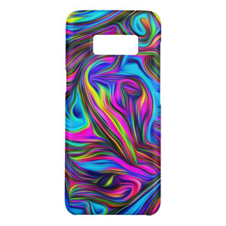 Neon Wavy Pattern Case-Mate Samsung Galaxy S8 Case