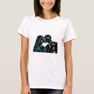 Neon Will and Kate T-Shirt