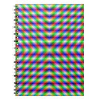 Neon X Notebook