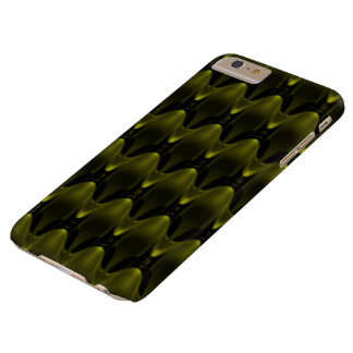 Neon Yellow Alien Invasion Barely There iPhone 6 Plus Case