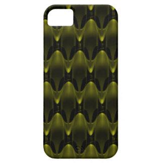 Neon Yellow Alien Invasion iPhone 5 Cases