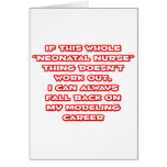 Neonatal Nurse Humour ... Modelling Career