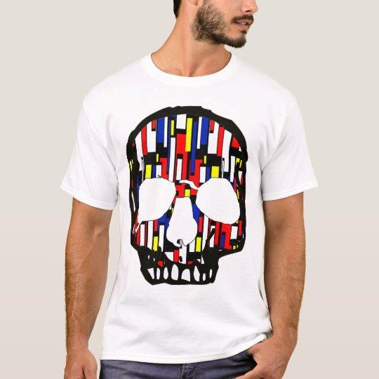NEOPLASTISKULL T-Shirt