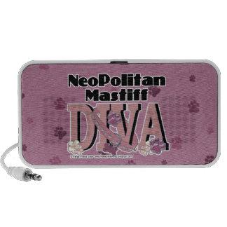 Neopolitan DIVA iPhone Speakers