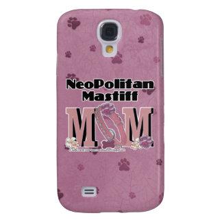 Neopolitan Mastiff MOM Galaxy S4 Case
