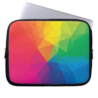 """Neoprene Bright & Colourfull Laptop Sleeve 10"""""""