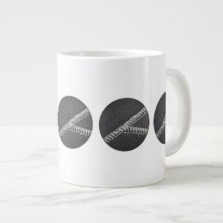 Neoprene seam jumbo mug