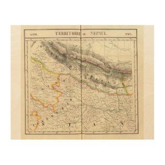 Nepal, Asia 83 Wood Print