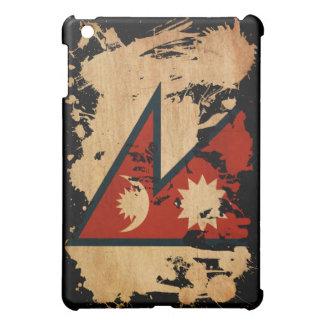 Nepal Flag Case For The iPad Mini