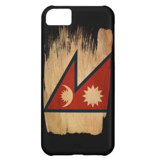 Nepal Flag iPhone 5C Case