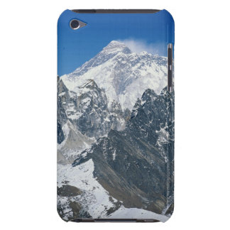 Nepal, Himalayas, view of Mt Everest from Gokyo Case-Mate iPod Touch Case