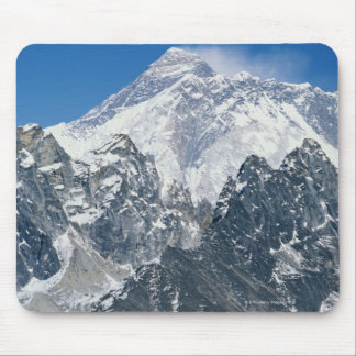 Nepal, Himalayas, view of Mt Everest from Gokyo Mouse Pad
