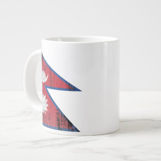 Nepal Large Coffee Mug