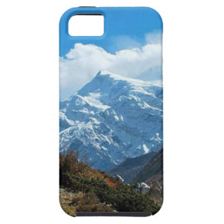 Nepal Mount Everest : Glaciers, Lakes, Scenic View iPhone 5 Cases