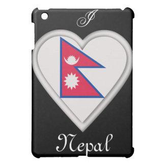 Nepal Nepalese flag iPad Mini Case