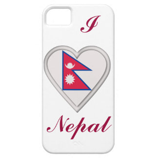 Nepal Nepalese flag iPhone 5 Cases