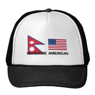 Nepalese American Cap