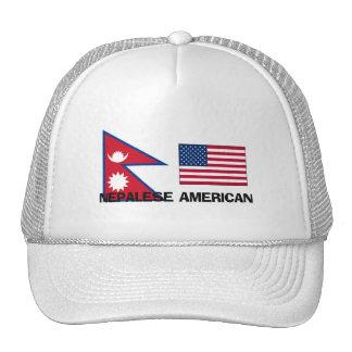 Nepalese American Mesh Hats