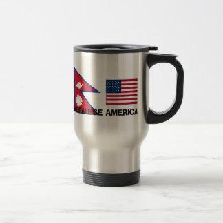 Nepalese American Mug