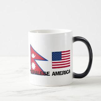 Nepalese American Coffee Mugs