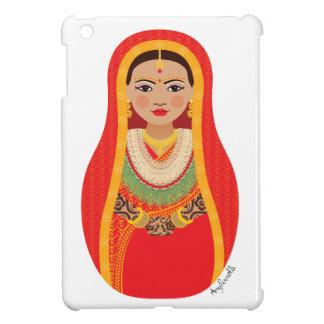 Nepalese Bride Matryoshka iPad Mini Case