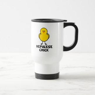 Nepalese Chick Mug