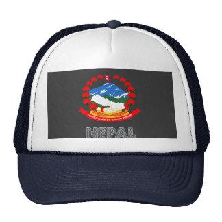 Nepalese Emblem Hat