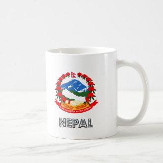 Nepalese Emblem Mug