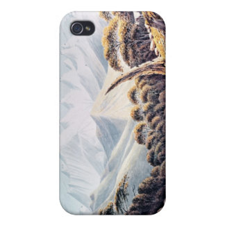 Nepalese Herdsmen in the Himalayas, 1826 iPhone 4 Cases