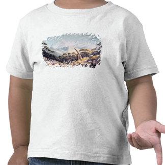 Nepalese Herdsmen in the Himalayas, 1826 Tee Shirt
