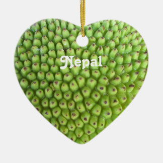 Nepalese Jackfruit Ornament