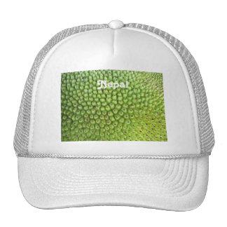 Nepalese Jackfruit Mesh Hat