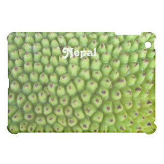Nepalese Jackfruit iPad Mini Cover
