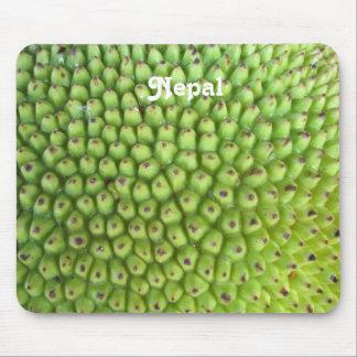 Nepalese Jackfruit Mousepad