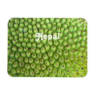 Nepalese Jackfruit Flexible Magnets