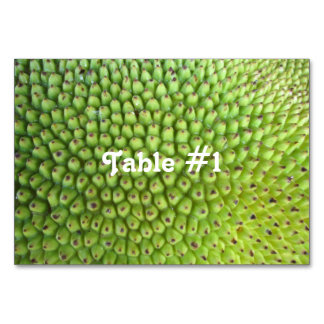 Nepalese Jackfruit Table Cards