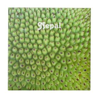 Nepalese Jackfruit Tiles