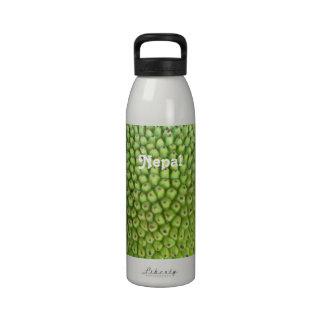 Nepalese Jackfruit Reusable Water Bottles