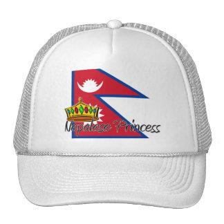 Nepalese Princess Mesh Hat