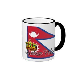 Nepalese Princess Mug